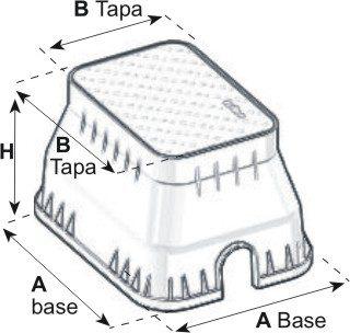Arquetas para Electrovalvulas
